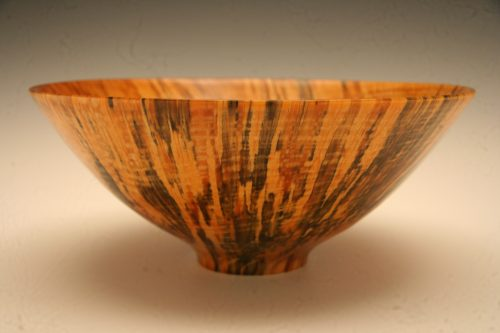 beautiful pine bowl