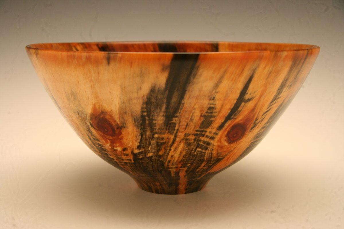 Exotic beautiful bowl