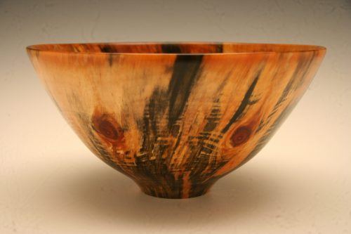 Exotic beautiful bowl