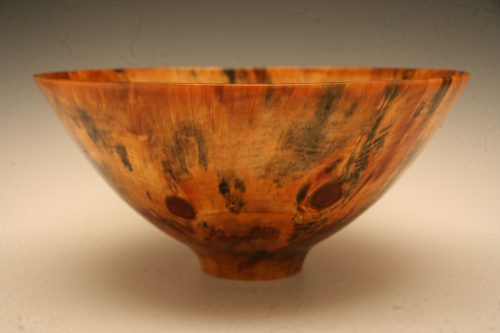 Beautiful hand made bowl in Hawaii.