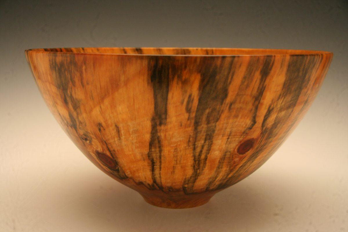 Beautiful open bowl.