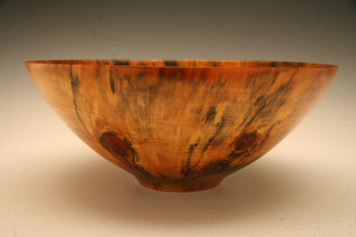 Translucent Pine bowl.