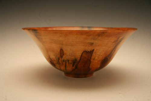 Norfolk Pine bowl.