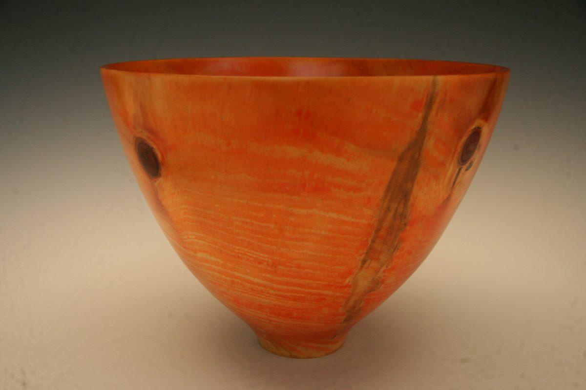 beautiful dyed bowl.